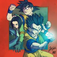 DBS 103(Collab) by KetsuoTategami