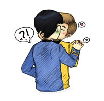 K/S: Kiss Your Mate Day by xCheckmate