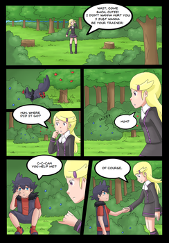 Hide and Seek with Cain Page 2/3 by Ninbikun