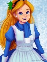 Alice: Winter Attire by daisyein