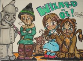 Wizard of Oz by TwilightVampGal