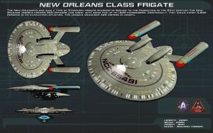 New Orleans Class ortho [new] by unusualsuspex