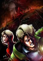 Silent hill 2 by Kiaun