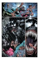 Spidy 3 page by Extreme74