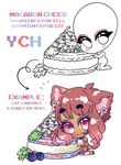 500 Points (or Paypal) YCH GIF: OPEN by raelcsART