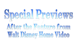 Special Previews After the Feature (Fly-in style) by Rodster1014