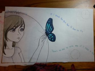 Inspired by Lindsey Stirling - Shatter Me by Darkrai4813