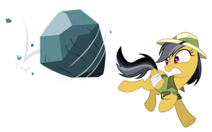 Indiana Dash by Equestria-Prevails