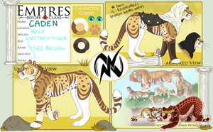 Caden the Kind    EBC by Lunet12