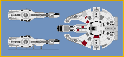 CEC YT-2000 Stock Light Freighter by wingzero-01-custom