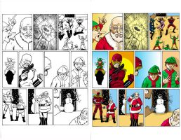 Wonderfunders Christmas Jam page4 by SashScott