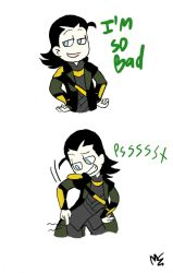 Lokis so bad by flower-in-torn-jeans