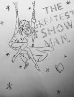 The Greatest Showman Fan-art (Rewrite the Stars) by Lyght337