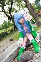 Yoshino From Date A Live by sijie19900818