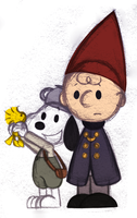 Charlie and Snoopy - OTGW by PuccaFanGirl