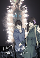 New Year 2012 by Usakan
