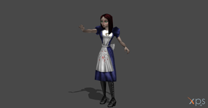 MCGEE ALICE by OoFiLoO