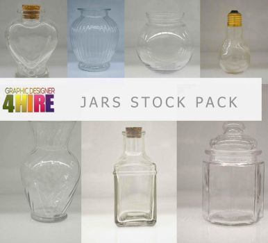 Jars stock various by imakestock