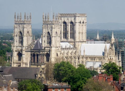York Minster by unicorn1306