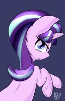 Starlight Glimmer by kawaiipony2