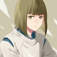 Spirited Away: Haku by gededude