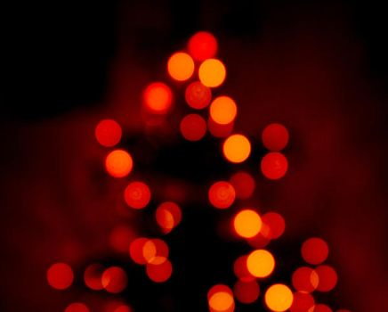 Christmas Bokeh by DannyRoozen