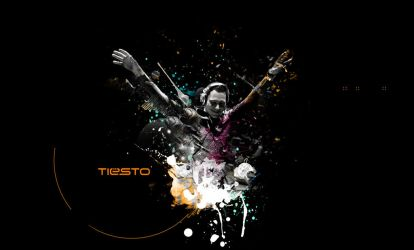 A Tribute to Tiesto by thedesignchamber