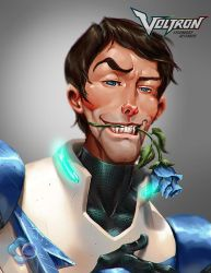 Voltron: Lance by dr-conz