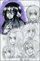 Lilly-Lamb 2010 Sketchies 5 by Lilly-Lamb