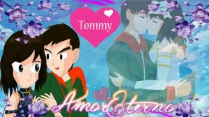 tommy and me by LadyTakerFandub
