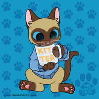 thesweatercats - Pye Tea by colormymemory