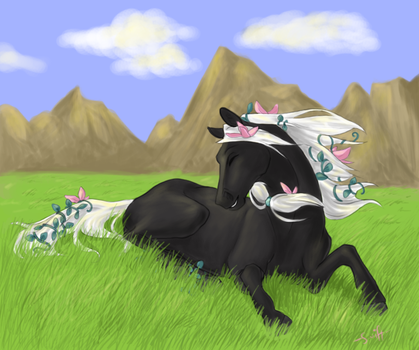 the wind over the herdlands by swift-whippet