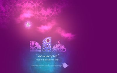 Islam is a way of life (2) by Sunbirdy