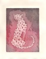 Gravure cat 2 by MarianaDS
