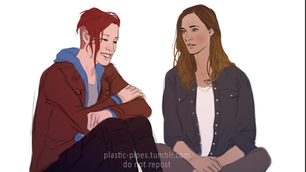i miss them by plastic-pipes
