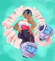 Twintelle by ClassyChassiss