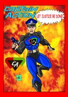 Captain Action A Hero Returns by Lonzo1