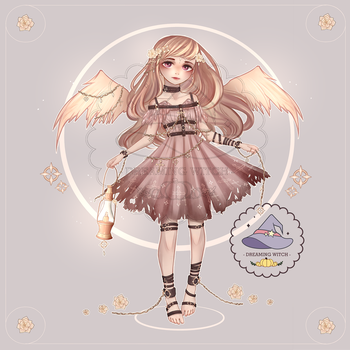Angel Adopt Auction (Closed) #17 by Dreaming-Witch