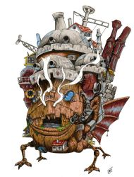 Howls moving castle by Mister-Nintendo
