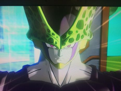 Cell appears! Perfection arrives! by Jack-Dev99