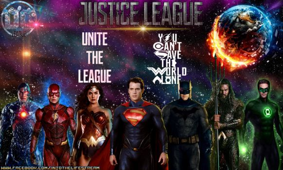 Justice League United by Gyaldhart