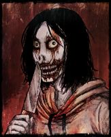 Jeff the killer by Riw-BloodyUsagii