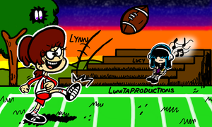 THE SPORT AND THE EMO by lunitaproductions