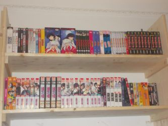 My first anime DVD collection by gekkodimoria