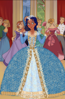 The Belle of the Ball by Rai-Knightshade