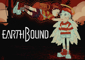 Earthbound by KurobaSame