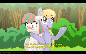 FSS - To Get Out of Trouble by InuHoshi-to-DarkPen