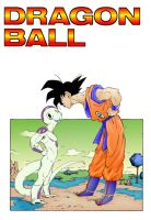Dragon Ball tome:27 by mr-abe