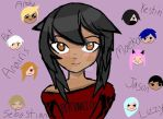 Aphmau Group Art Contest by aphrules4lyfe