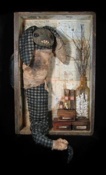 Old Wounds by Amanda Spayd by RivetGallery